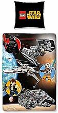 Lego Star Wars Kinder FLANELL / BIBER Bettwäsche