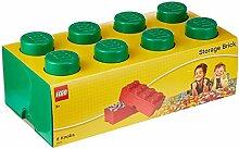 LEGO Storage Brick 8Knöpfe, stapelbar