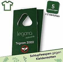 Legona® - Schlupfwespen gegen