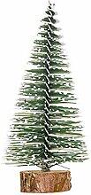 Legou Mini Künstlicher Weihnachtsbaum Grün 6 *