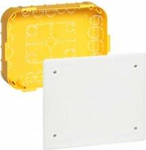 Legrand LEG89375 Anschlussbox, für Trockenbau, 230 x 170 x 50 mm, 210 x 225