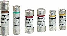 Legrand leg92940Patrone Sicherungen 10/16/20/32A Set von 6