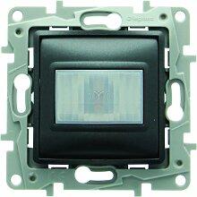 Legrand Schalter Automatische Rollladen, schwarz,