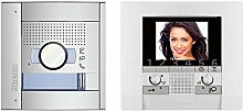 Legrand (SEKO) Video Kit Einfamilienhaus 905201 Allmetal Polyx Türsprech-Set 4010957052010