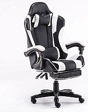Lehnbare Fußstütze Lazy Stuhl, Gaming-Stuhl,