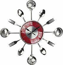 LEI ZE JUN UK- Küche Wanduhr Moderne