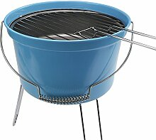 Leicht Camping Picknick Holzkohle Eimer-Grill