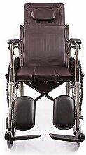 Leichter faltender Rollstuhl, der medizinische