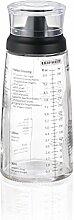 Leifheit Dressing Shaker, hochwertige Glasflasche