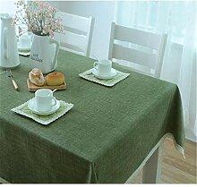 leinen stoffTischdecke Tischdecke Stoff Baumwolle