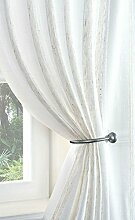 leinen vorh nge beige g nstig online kaufen lionshome. Black Bedroom Furniture Sets. Home Design Ideas