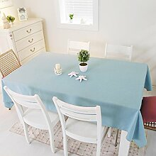 Leinen Tuch/Tuch/Tischdecken/Tischdecke decke/Tischdecken/ Tischtuch/ Nachttisch Cover-D 180x130cm(71x51inch)