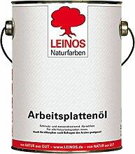 Leinos 280 Arbeitsplattenöl für Innen 2,5 l