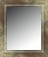 Leinwände Levante da1513p-7Spiegel Deko Bad/Flur, 116x 76cm, Farbe Silber kühlungsbedarfs