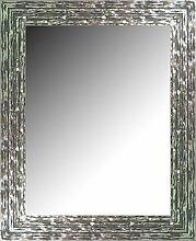 Leinwände Levante Da2000–7–Spiegel Deko Bad/Flur, 116x 76cm, silber