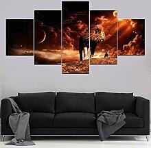 Leinwand-HD-Druck Bild For Wohnzimmer-Wand-Kunst