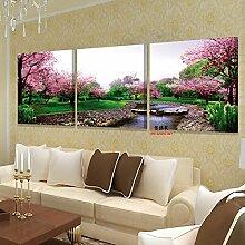 Leinwandbilder Wohnzimmer in vielen Designs online kaufen   LionsHome