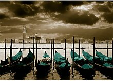 Leinwandbild Around the World Venice, Fotodruck in
