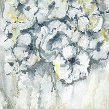 Leinwandbild Blumenstrauß im Schatten