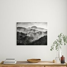 "Leinwandbild ""Buddha-Bild im Tal der"