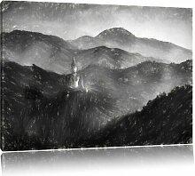 Leinwandbild ?Buddha Bild im Tal der Dunkelheit?