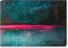 Leinwandbild Expression Pink II, 70 × 100 cm