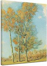 Leinwandbild Ferdinand Hodler Landschaft bei