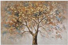 "Leinwandbild - Gemälde ""Trees"""