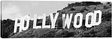 Leinwandbild Hollywood-Panorama, Skyline Brayden