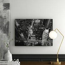"Leinwandbild ""New York City - Luftbild"
