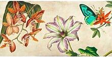 Leinwandbild Panneau Botanique von Remy Dellal