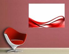 LeinwandBild Red Design