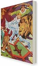 Leinwandbild The Wizard of Oz, Kunstdruck East