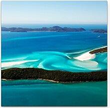 LeinwandbildWhitehaven Beach – Australien East