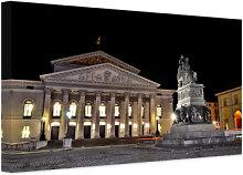 Leinwandbilder - Leinwandbild Bayerische Staatsoper München