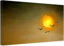 Leinwandbilder - Leinwandbild Melz - Fly