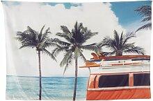 Leinwanddruck Palmen 219x148