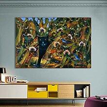 Leinwanddruck Wandkunst Bilder Für Wohnzimmer
