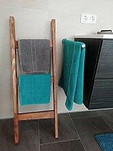 Leiter Holz, Kleiderleiter, Handtuchhalter,