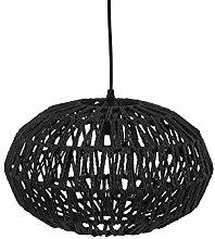 LEITMOTIV Paper Rope Beleuchtung, Lampe,