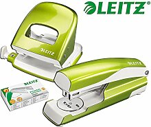 Leitz 5008 NeXXt Series WOW Bürolocher, Metall,
