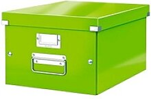 LEITZ Click & Store Aufbewahrungsbox 16,7 l grün