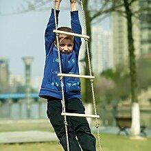 Leiyini Strickleiter für Kinder, Turngerät Holz