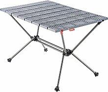 LEKI Table XS Falttisch, Grau