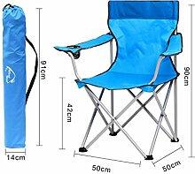 LELI Outdoor Falten Camping Kleiner Stuhl,Leichtes