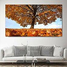 LELME Baum Landschaft Bild Leinwand Malerei