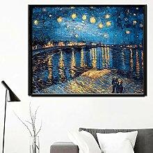 LELME Impressionis Künstler Van Gogh