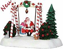 Lemax 24479 - Santa Swing - Weihnachtsmann