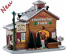 Lemax 75257 - Henrys Christmas Tree Farm -