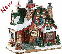 Lemax 75292 - The Claus Cottage - Weihnachtshütte